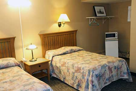 Double Room Capone's Hideaway Motel Moose Jaw